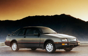 merkur xr4ti us spec ford sierra xr4i