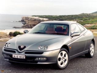 Alfa Romeo 916 GTV Twin-Spark
