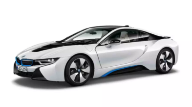BMW i8 Hybrid showcases the potential of hybrid drivetrains in terms of performance