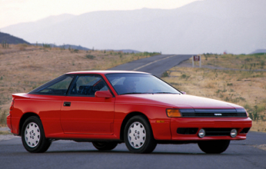 Toyota Celica GT-Four (ST165 - 4th Gen)