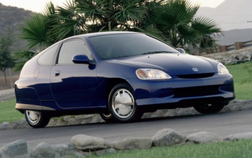 Honda Insight (Gen 1) - One of the first mass market Hybrid cars