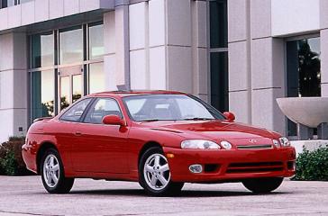 Lexus SC / Toyota Soarer (Z30)
